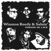 Winston Reedy & Salute - Vision In Life (RITS) CD